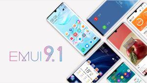 Huawei Mate 20 Pro får EMUI 9.1 (beta)