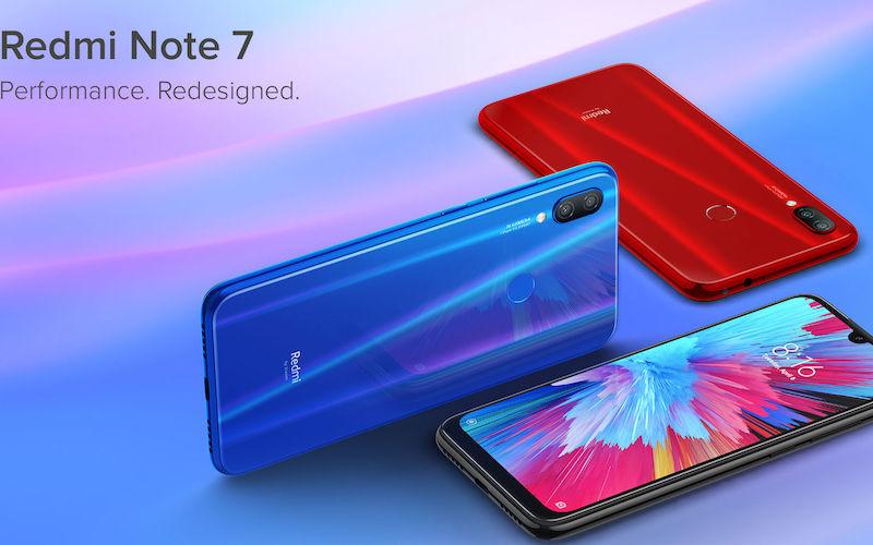 Xiaomi Redmi Note 7 får stor uppdatering