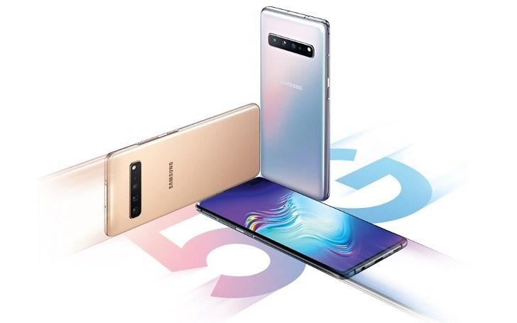 Samsung Galaxy S10 5G får stöd för ARCore