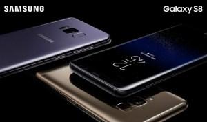Samsung Galaxy S8 har fått sin sista stabila uppdatering