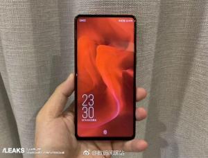 Xiaomi Redmi Pro 2 fastnar på bild