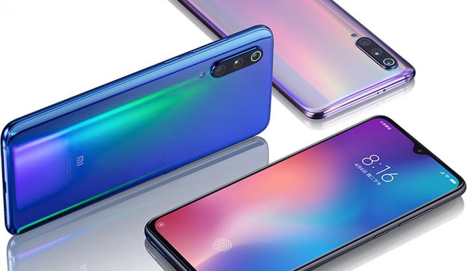 Xiaomi har svårigheter att uppnå efterfrågan på Mi 9