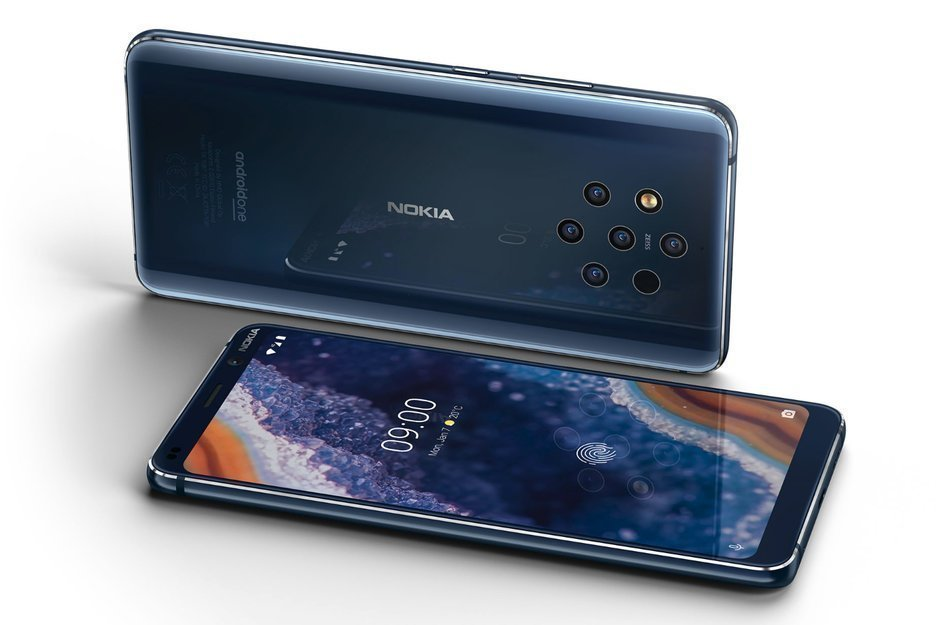 Nokia 9 PureView erhåller ny uppdatering