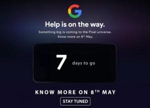 Google släpper ny teaser för Pixel 3a