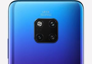 Huawei Mate 20 Pro får ny uppdatering