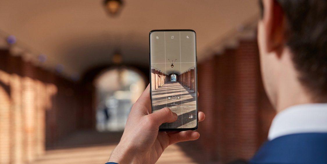 OnePlus uppdaterar sin kamerapp med nya finesser