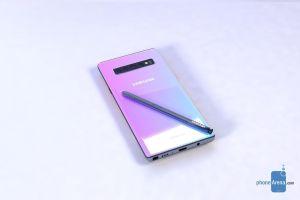 Samsung Galaxy Note 10 kan få en kamera i S-Pen