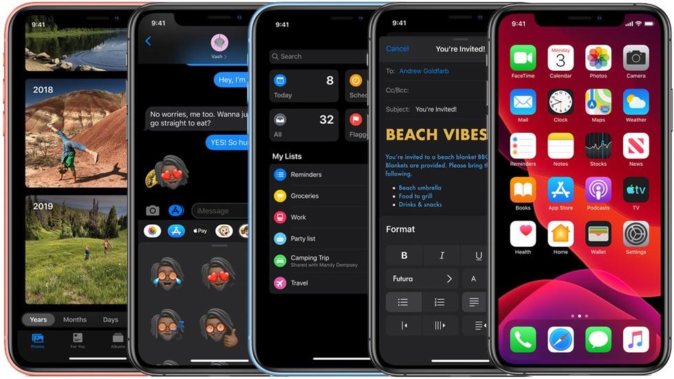 iOS 13 finns nu för alla att testa!
