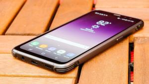 Samsung Galaxy Active 5 kan ha åkt fast