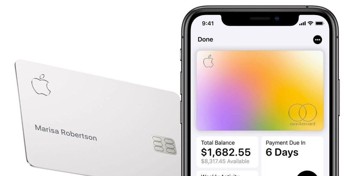 Apple Card verkar vara en riktigt bra grej!