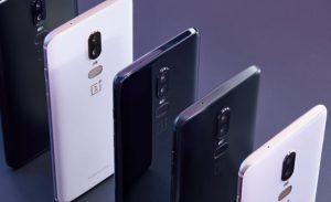OnePlus 6 och 6T rapporterad dra batteri som en V8 efter senaste uppdateringen