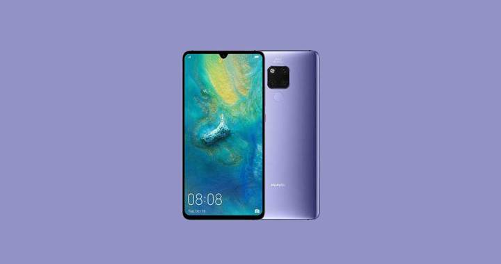 Huawei Mate 20X får EMUI 9.1