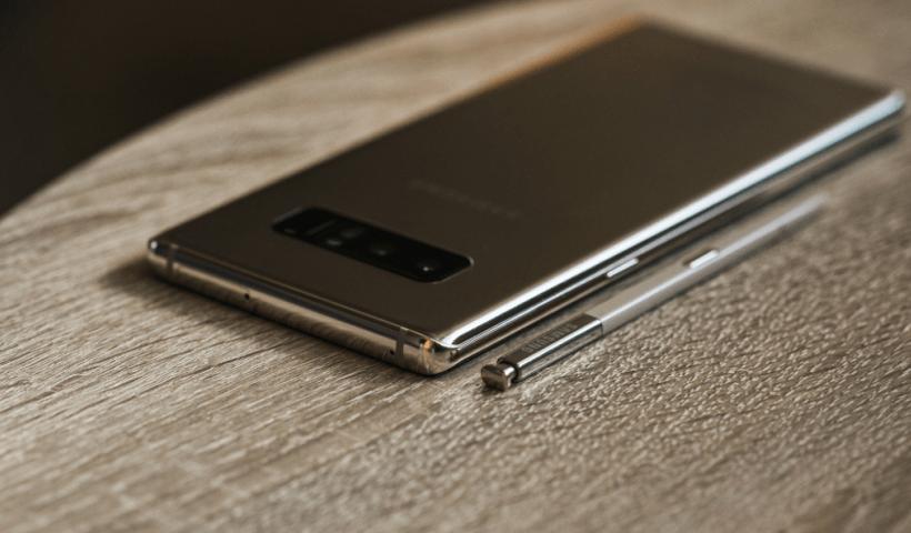 Samsung Galaxy Note 8 får ny uppdatering