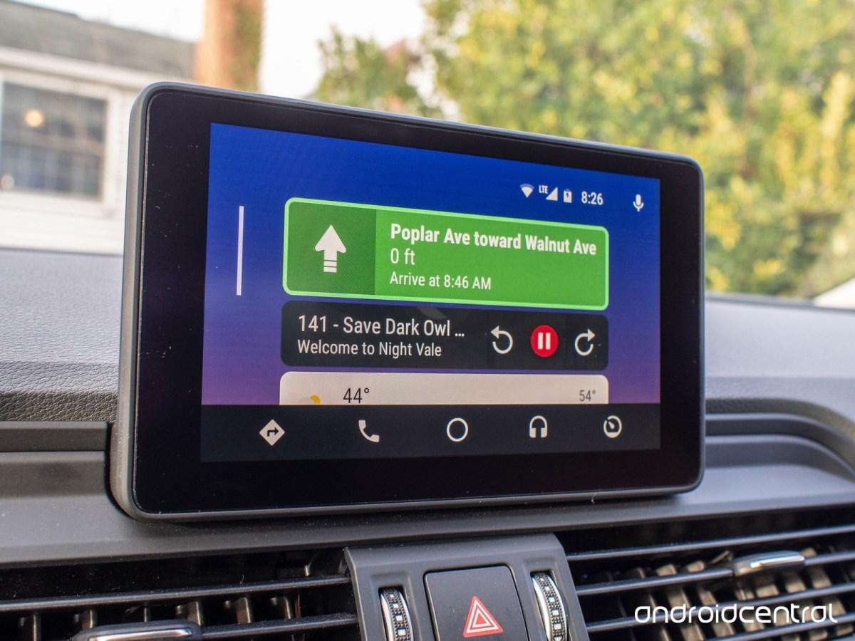 Google börjat rulla ut den nyaste versionen av Android Auto