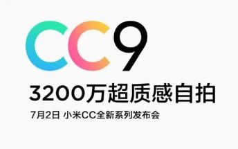 Xiaomi CC9 kommer få primär 32 MP-kamera för selfies