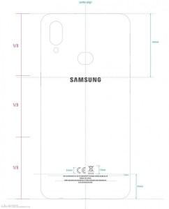 Samsung Galaxy A10s åker fast – har ett 3900 mAh-batteri
