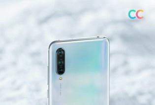 Xiaomi släpper bild på CC9