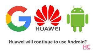 Extra: Huawei kanske inte kommer få tillgång till Android