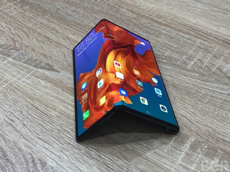 Huawei Mate X kommer troligtvis bli en av de första med Q