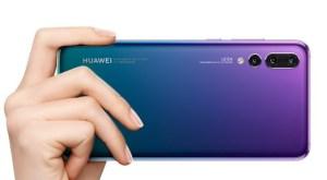 Huawei P20 Pro har ännu inte fått EMUI 9.1
