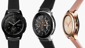 Samsung Galaxy Watch får ny uppdatering