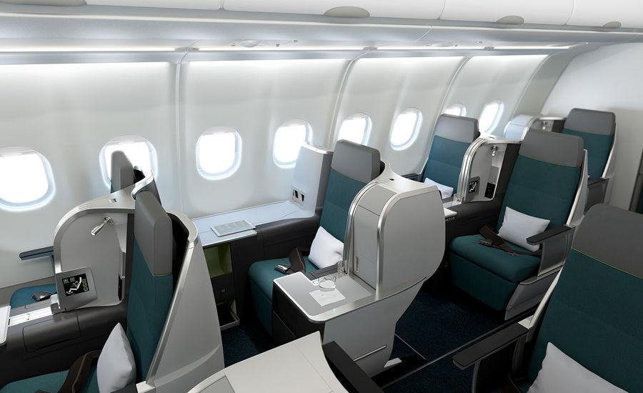 Så ser SAS på planerna med Business Class till Airbus A321LR