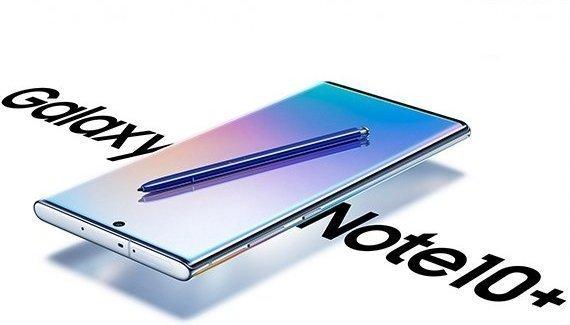 Samsung Galaxy Note 10 och Note 10+ får stöd för ny app