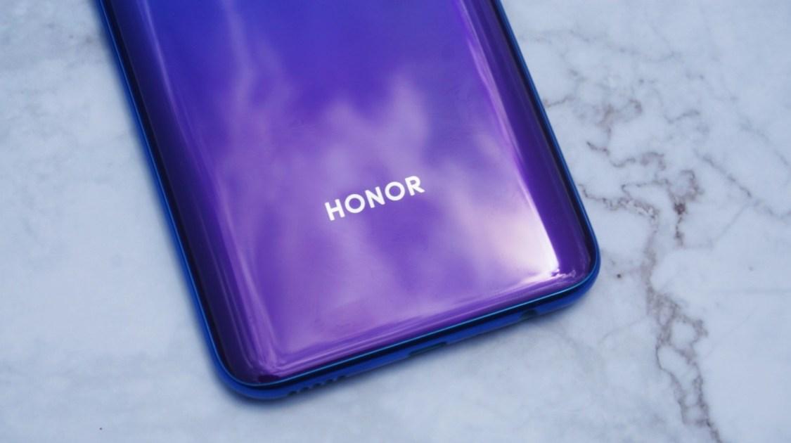 Huawei Honor Note 10 på ingång med Kirin 810