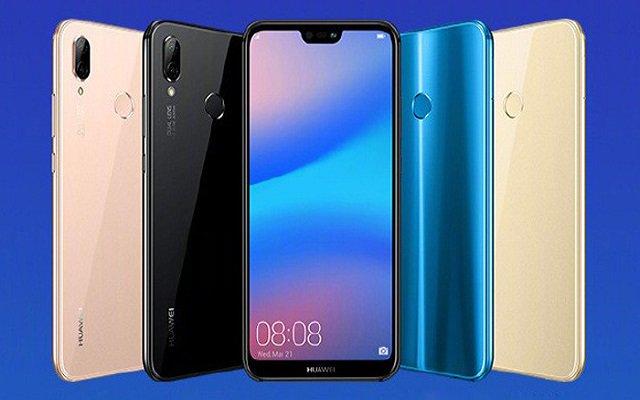 Huawei P20 Lite får EMUI 9.1