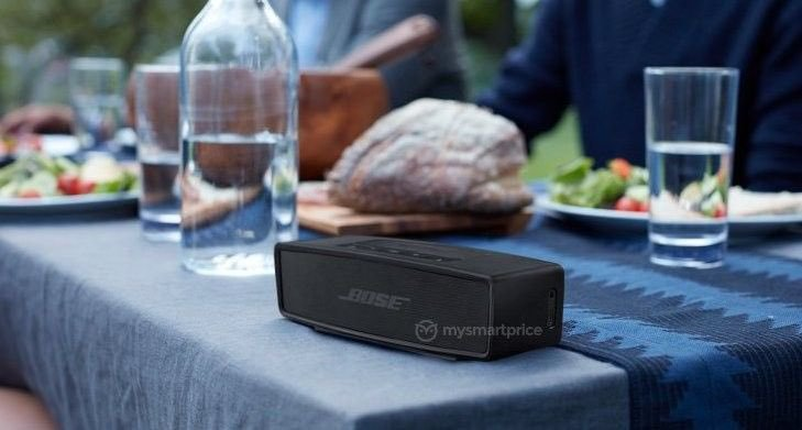 Nya Bose Soundlink Mini läcker ut
