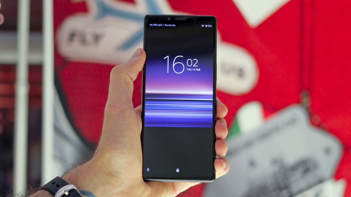 Xperia 1 får Android 10