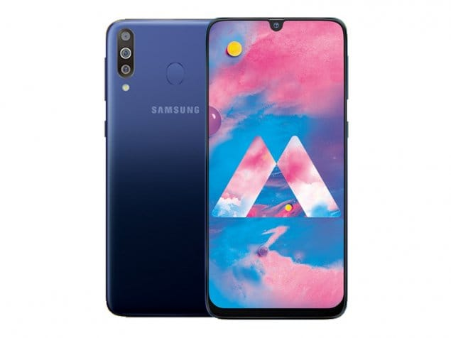 Samsung Galaxy M30s certifierad med Android 10