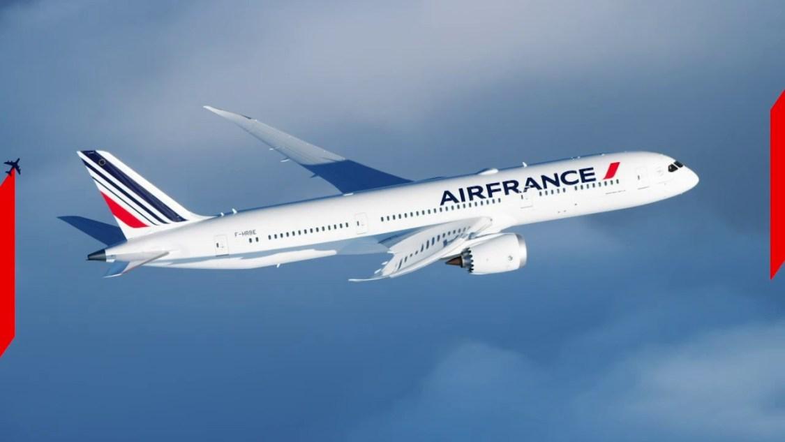 Air France öppnar upp ny rutt
