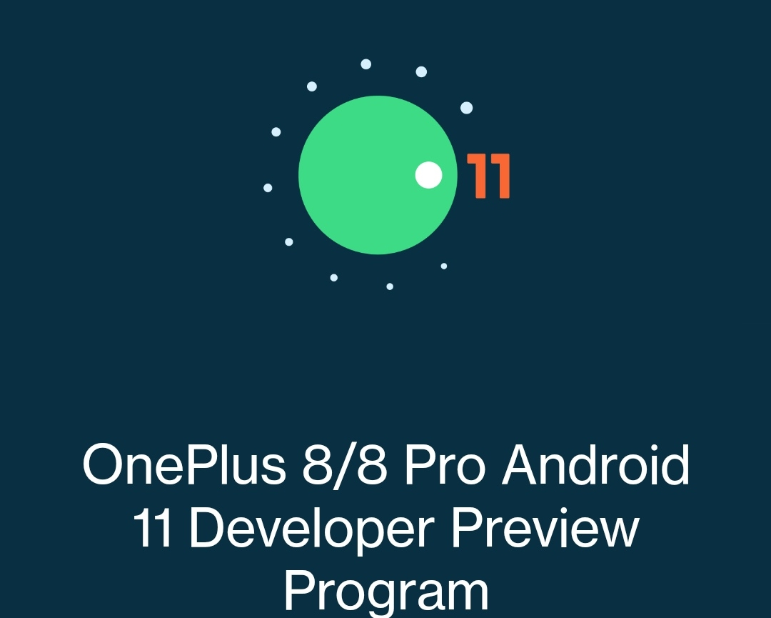 9to5Google snackar om Android 11 till OnePlus 8- serien