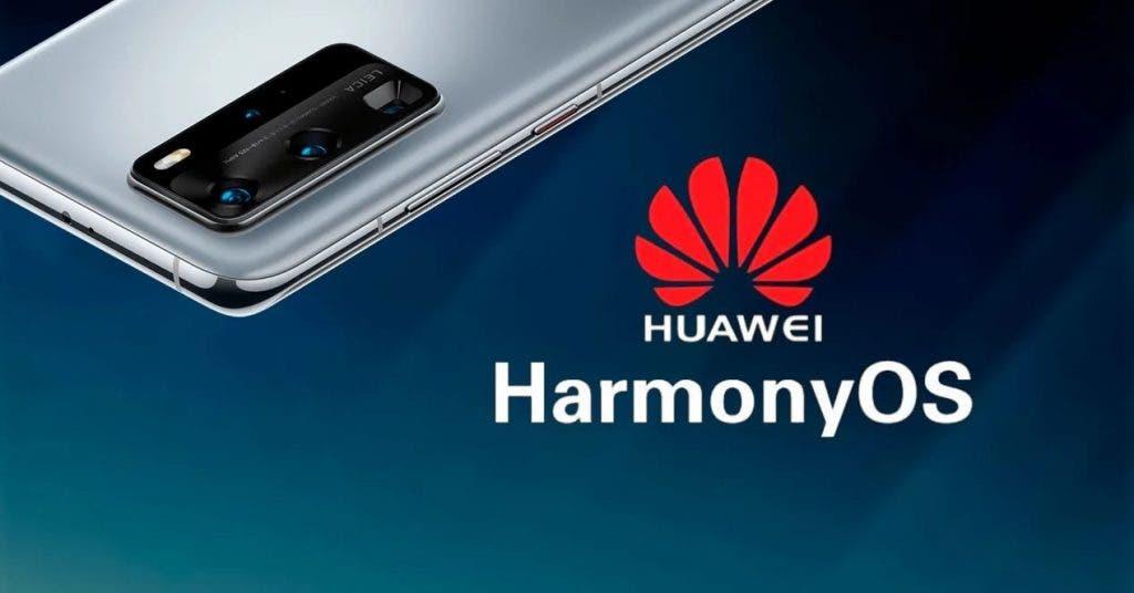 Huawei Mate X2 kommer först med HarmonyOS