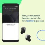 Googles nya Fast Pair Screen officiell