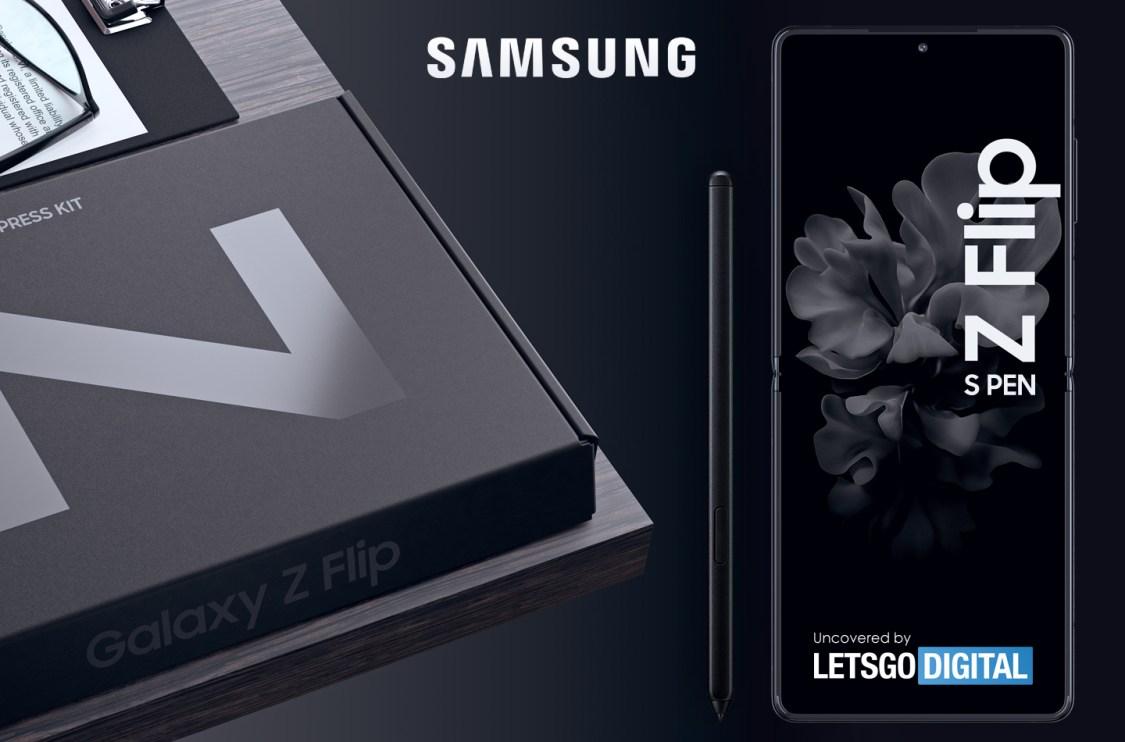 Samsung Galaxy Z Flip 3 kommer se ut