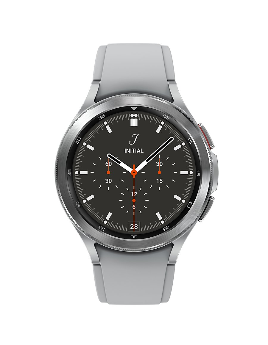 Samsung Galaxy Watch 4 Classic dyker upp i grått
