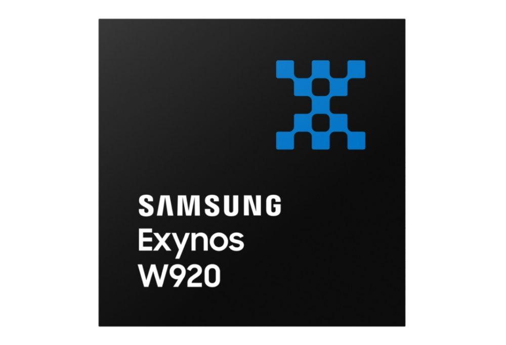 Exynos W920 offentliggjort, kommer sitta i företagets Galaxy Watch 4