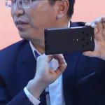 Honor Magic 3 Pro visas upp på bild, kommer få fyra kameror på baksidan