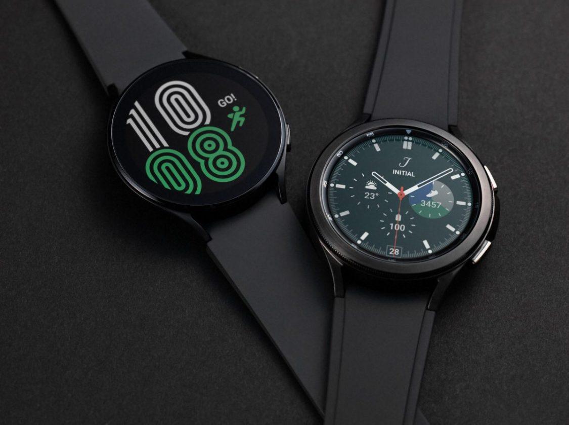 Samsung Galaxy Watch 4 får ny uppdatering