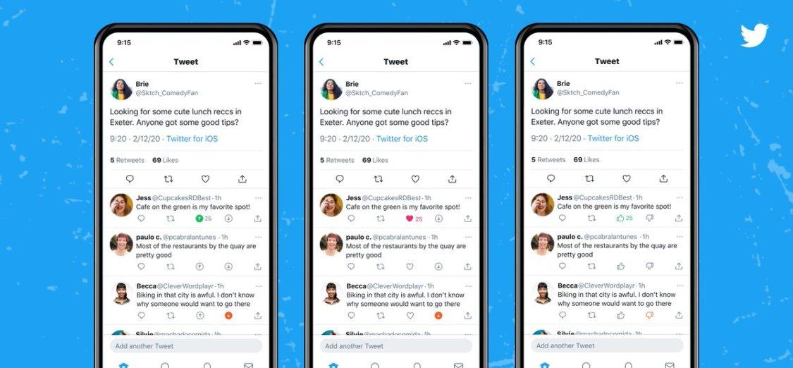 Twitter ser ut att få ytterligare ny funktion
