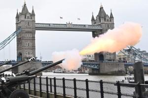Royaume-Uni | Des salves de tirs pour rendre hommage au prince Philip