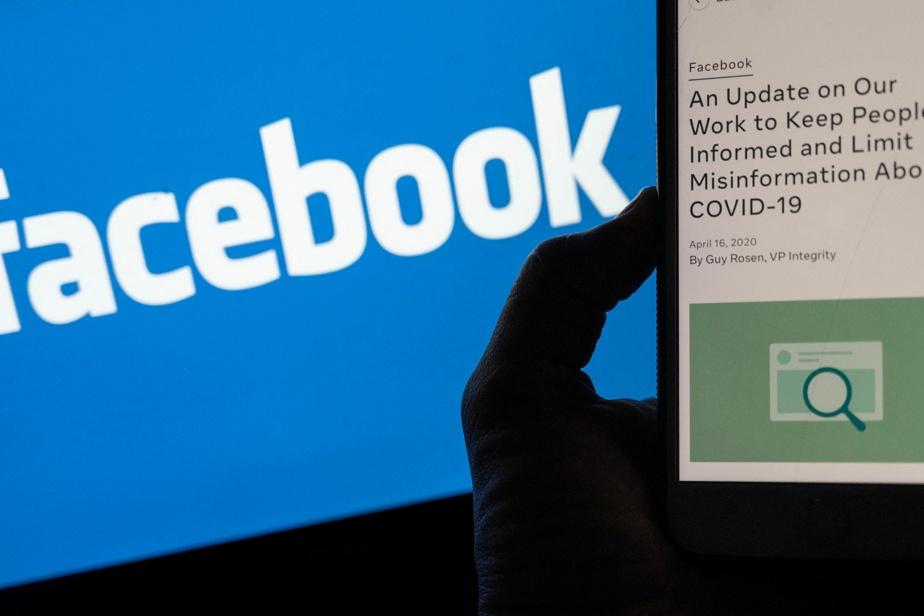 Vaccins contre la COVID-19   Passe d'armes entre Biden et Facebook sur la désinformation