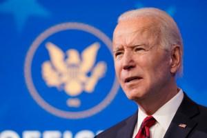 Joe Biden rend hommage au prince Philip, «un chic type»
