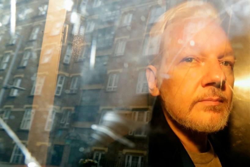 La détention d'Assange ternit la réputation du Royaume-Uni, dit WikiLeaks