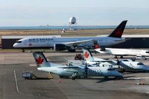 Une autre émission d'actions qui secoue AirCanada