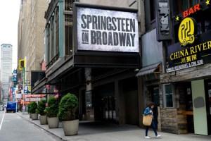 Springsteen on Broadway | Le concert de Bruce Springsteen refusé aux vaccinés avec AstraZeneca