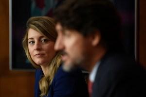 Congrès du Parti libéral du Canada | Mélanie Joly nommée coprésidente de la prochaine campagne