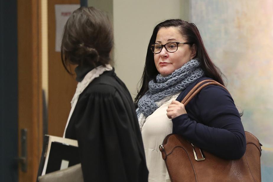 Adèle Sorella mise en liberté en attendant le résultat de son appel